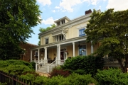 Architectural Photography, MidAtlantic Photographic LLC, B&B Charlottesville Virginia