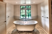 Architectural Photography, MidAtlantic Photographic LLC, Remodeled bathroom, free standing tub