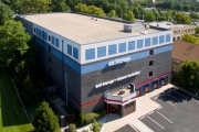 Germantown EZ Storage Aerial Photograph