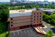Aerial Photograph of Reston Ez Storage