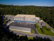 Aerial Photograph of Ez Storage Towson, Md.
