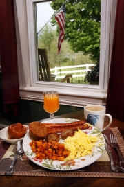 Meander Inn Virginia bed and breakfast