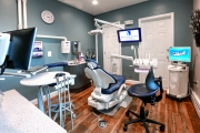 Commercial website photography of dental practice