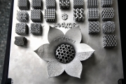 Additive Manufacturing 3D Printing Product Photography
