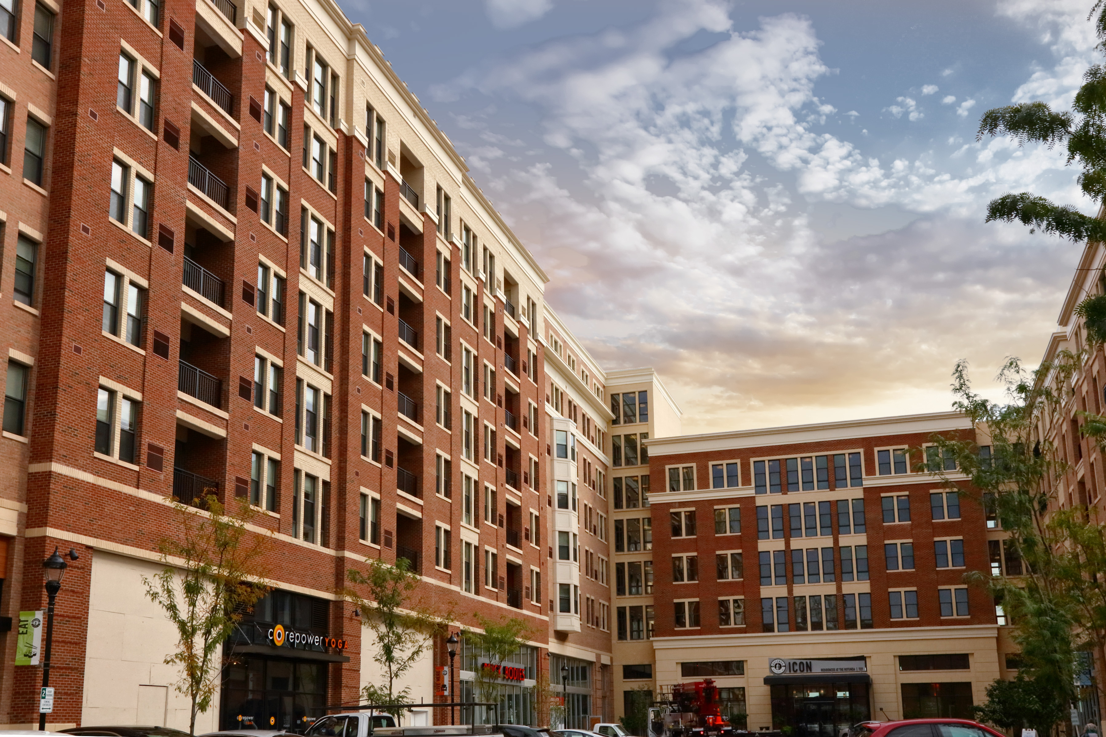 Icon Apartments for Benfield Electric by MidAtlantic Photographic LLC
