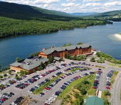 Aerial Drone photography Rocky Gap Resort Cumberland Maryland Maryland by MidAtlantic Photographic LLC