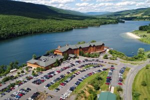 Aerial Drone photography Rocky Gap Resort Cumberland Maryland Maryland by MidAtlantic Photographic LLC