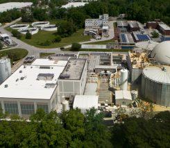 Final Construction photo documentation of Little Patuxent Water Reclamation Plant by MidAtlantic Photographic LLC